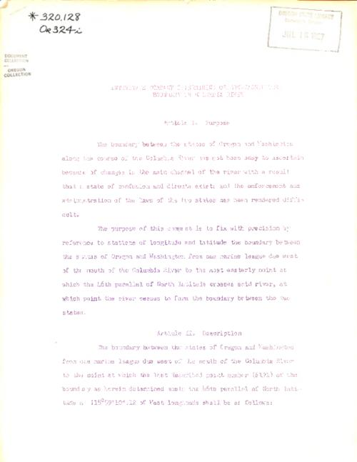 Mimeographed., Title from PDF caption (viewed on October 26, 2017)., This archived document is maintained by the State Library of Oregon as part of the Oregon Documents Depository Program. It is for informational purposes and may not be suitable for legal purposes., Mode of access: Internet from the Oregon Government Publications Collection., Text in English.