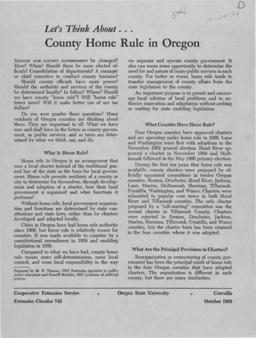 Title from PDF caption (viewed on November 2, 2017)., This archived document is maintained by the State Library of Oregon as part of the Oregon Documents Depository Program. It is for informational purposes and may not be suitable for legal purposes., Mode of access: Internet from the Oregon Government Publications Collection., Text in English.