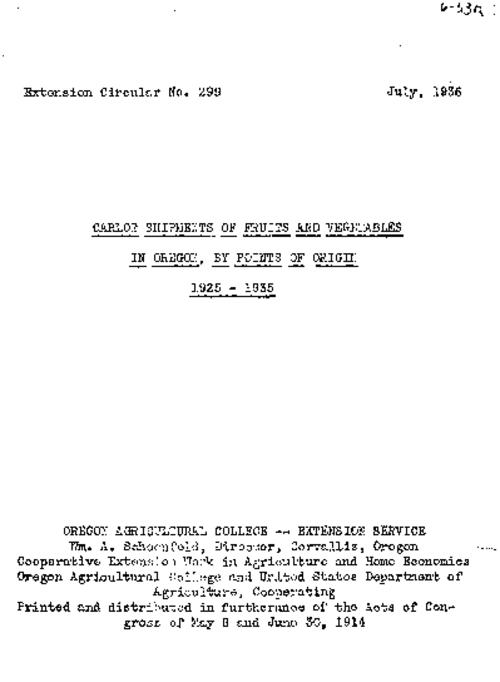 Title from PDF caption (viewed on November 7, 2017)., This archived document is maintained by the State Library of Oregon as part of the Oregon Documents Depository Program. It is for informational purposes and may not be suitable for legal purposes., Mode of access: Internet from the Oregon Government Publications Collection., Text in English.
