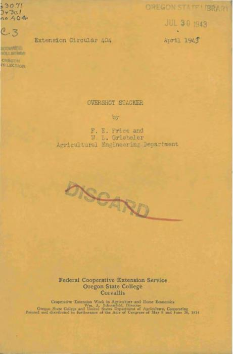 Title from PDF cover (viewed on November 7, 2017)., This archived document is maintained by the State Library of Oregon as part of the Oregon Documents Depository Program. It is for informational purposes and may not be suitable for legal purposes., Mode of access: Internet from the Oregon Government Publications Collection., Text in English.