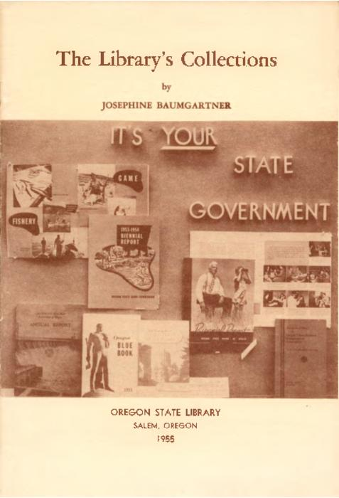 Title from PDF cover (viewed on November 9, 2017)., This archived document is maintained by the State Library of Oregon as part of the Oregon Documents Depository Program. It is for informational purposes and may not be suitable for legal purposes., Mode of access: Internet from the Oregon Government Publications Collection., Text in English.