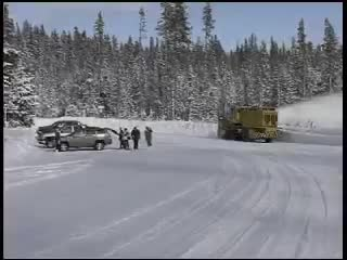 Oregon DOT helps maintain Oregon sno-parks, Oregon Department of Transportation...