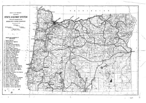 Title from PDF caption (viewed on December 4, 2017)., No relief shown., Includes legend., This archived document is maintained by the State Library of Oregon as part of the Oregon Documents Depository Program. It is for informational purposes and may not be suitable for legal purposes., Mode of access: Internet from the Oregon Government Publications Collection., Text in English.