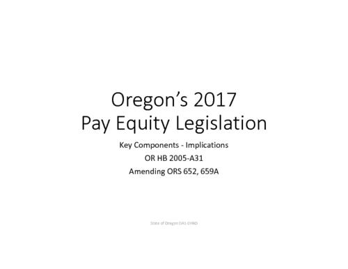 Title from PDF cover (viewed on December 29, 2017)., This archived document is maintained by the State Library of Oregon as part of the Oregon Documents Depository Program. It is for informational purposes and may not be suitable for legal purposes., Mode of access: Internet from the Oregon Government Publications Collection., Text in English.