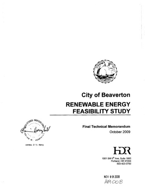 """October 2009."", This archived document is maintained by the State Library of Oregon as part of the Oregon Documents Depository Program. It is for informational purposes and may not be suitable for legal purposes., Includes bibliographical references., This study was funded in part with Oregon State Lottery funds administered by the Oregon Economic and Community Development Dept., Mode of access: Internet from the Oregon Government Publications Collection., Text in English."