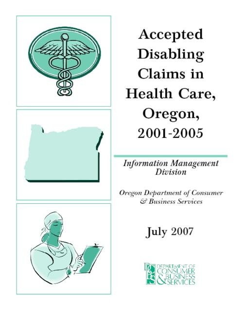 "Title from PDF cover (viewed on January 9, 2018)., ""440-3267 (7/07/COM)""--Back cover., This archived document is maintained by the State Library of Oregon as part of the Oregon Documents Depository Program. It is for informational purposes and may not be suitable for legal purposes., Includes bibliographical references (page 10)., Mode of access: Internet from the Oregon Government Publications Collection., Text in English."