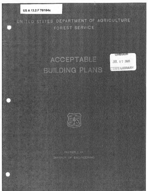 Title from PDF title page (viewed on January 19, 2018)., This archived document is maintained by the State Library of Oregon as part of the Oregon Documents Depository Program. It is for informational purposes and may not be suitable for legal purposes., Mode of access: Internet from the Oregon Government Publications Collection., Text in English.