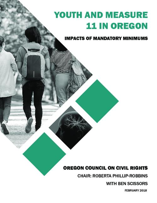 Title from PDF cover (viewed on January 31, 2018)., This archived document is maintained by the State Library of Oregon as part of the Oregon Documents Depository Program. It is for informational purposes and may not be suitable for legal purposes., Includes bibliographical references., Mode of access: Internet from the Oregon Government Publications Collection., Text in English.