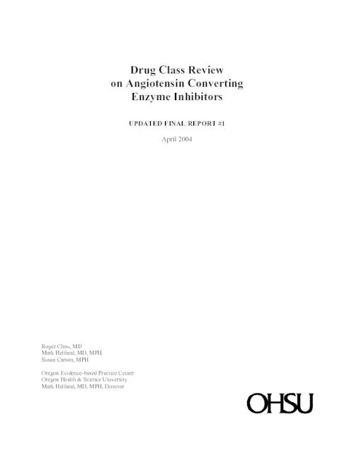 "Cover title., ""Updated final report #1, April 2004."", This archived document is maintained by the State Library of Oregon as part of the Oregon Documents Depository Program. It is for informational purposes and may not be suitable for legal purposes., Includes bibliographical references (pages 35-46)., Also available online at the Oregon Documents Repository."