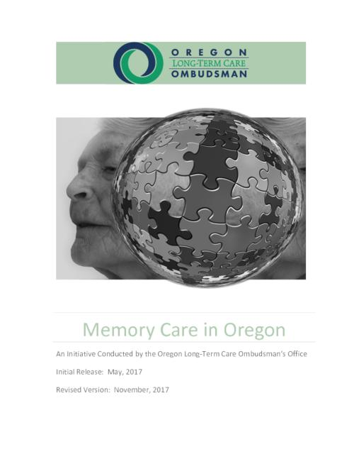 "Title from PDF cover (viewed on February 2, 2018)., ""Initial Release: May, 2017."", This archived document is maintained by the State Library of Oregon as part of the Oregon Documents Depository Program. It is for informational purposes and may not be suitable for legal purposes., Mode of access: Internet from the Oregon Government Publications Collection., Text in English."