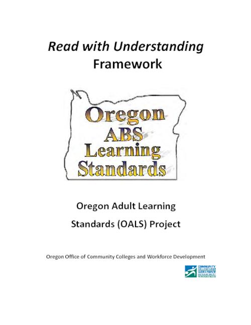 Title from PDF cover (viewed on February 21, 2018)., This archived document is maintained by the State Library of Oregon as part of the Oregon Documents Depository Program. It is for informational purposes and may not be suitable for legal purposes., Includes bibliographical references (page 38)., Mode of access: Internet from the Oregon Government Publications Collection., Text in English.