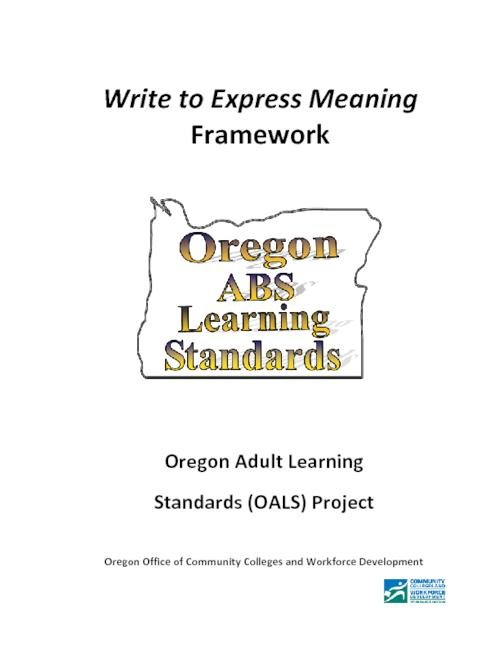 Title from PDF cover (viewed on February 21, 2018)., This archived document is maintained by the State Library of Oregon as part of the Oregon Documents Depository Program. It is for informational purposes and may not be suitable for legal purposes., Includes bibliographical references (page 40)., Mode of access: Internet from the Oregon Government Publications Collection., Text in English.