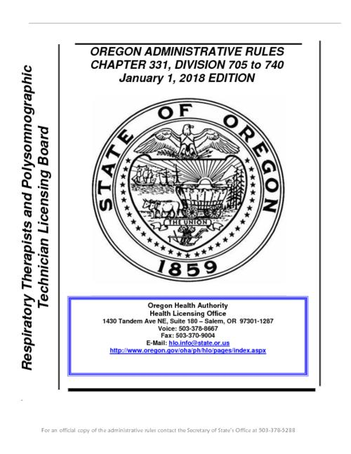 Title from PDF cover (viewed on March 5, 2018)., This archived document is maintained by the State Library of Oregon as part of the Oregon Documents Depository Program. It is for informational purposes and may not be suitable for legal purposes., Mode of access: Internet from the Oregon Government Publications Collection., Text in English.