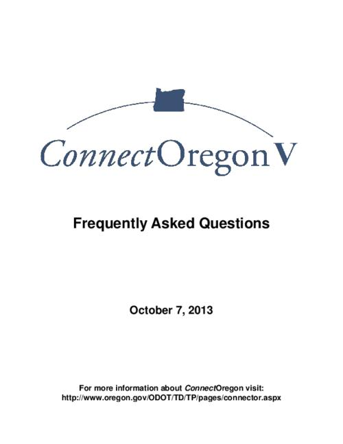 This archived document is maintained by the Oregon State Library as part of the Oregon Documents Depository Program.  It is for informational purposes and may not be suitable for legal purposes., Title from PDF caption (viewed on December 8, 2015)., Mode of access: Internet from the Oregon Government Publications Collection., Text in English.