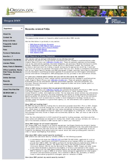 This archived document is maintained by the Oregon State Library as part of the Oregon Documents Depository Program.  It is for informational purposes and may not be suitable for legal purposes., Title from PDF caption (viewed on October 12, 2015)., Converted from HTML., Includes bibliographic references., Mode of access: Internet from the Oregon Government Publications Collection., Text in English.