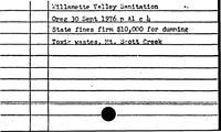 Willamette Valley Sanitation - Willies