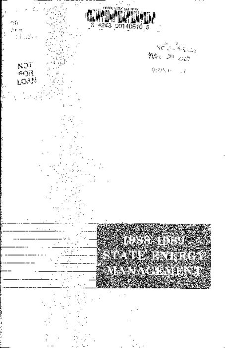"This archived document is maintained by the Oregon State Library as part of the Oregon Documents Depository Program.  It is for informational purposes and may not be suitable for legal purposes., ""5-88""--Back cover, Title from cover, Mode of access: Internet from the Oregon Government Publications Collection."