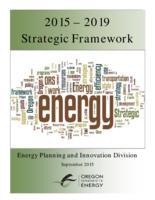 2015-2019 strategic framework, Strategic framework