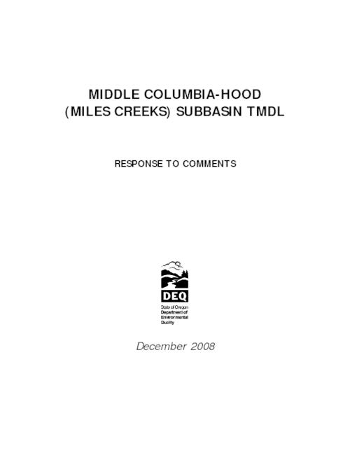 Title from PDF cover (viewed on March 27, 2018)., This archived document is maintained by the State Library of Oregon as part of the Oregon Documents Depository Program. It is for informational purposes and may not be suitable for legal purposes., Mode of access: Internet from the Oregon Government Publications Collection., Text in English.