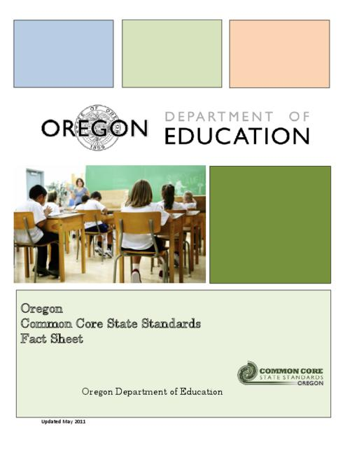 "This archived document is maintained by the Oregon State Library as part of the Oregon Documents Depository Program.  It is for informational purposes and may not be suitable for legal purposes., Title from PDF caption (viewed on June 8, 2011), ""Updated May 2011."", Mode of access: Internet from the Oregon Government Publications Collection."