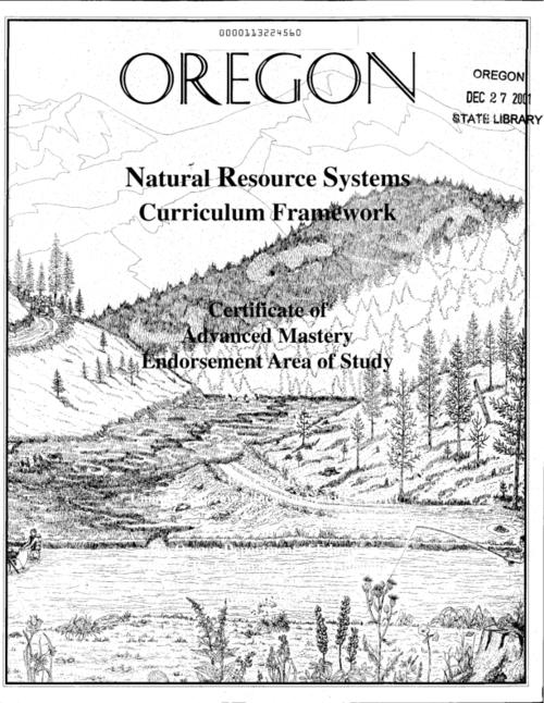 "This archived document is maintained by the Oregon State Library as part of the Oregon Documents Depository Program.  It is for informational purposes and may not be suitable for legal purposes., ""June 30, 1995."", Mode of access: Internet from the Oregon Government Publications Collection."