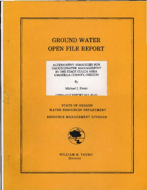 This archived document is maintained by the Oregon State Library as part of the Oregon Documents Depository Program.  It is for informational purposes and may not be suitable for legal purposes., Title from PDF cover (viewed on September 29, 2015)., Includes bibliographical references (pages 18-19)., Mode of access: Internet from the Oregon Government Publications Collection., Text in English.