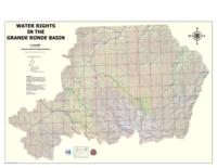 Water rights in the Grande Ronde Basin