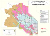 Hydrogeologic factors that limit ground water supply in the Willamette Basin,...