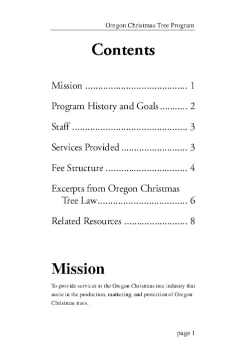 "This archived document is maintained by the Oregon State Library as part of the Oregon Documents Depository Program.  It is for informational purposes and may not be suitable for legal purposes., ""July, 1999""--Inside front cover, Title from cover, Mode of access: Internet from the Oregon Government Publications Collection."