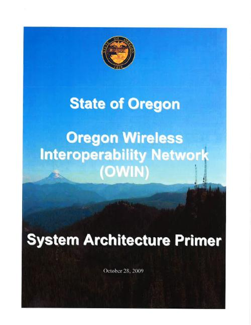 This archived document is maintained by the Oregon State Library as part of the Oregon Documents Depository Program.  It is for informational purposes and may not be suitable for legal purposes., Title from PDF cover (viewed on March 1, 2016)., Mode of access: Internet from the Oregon Government Publications Collection., Text in English.