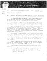 Analysis of President Nixon's executive order on the economy
