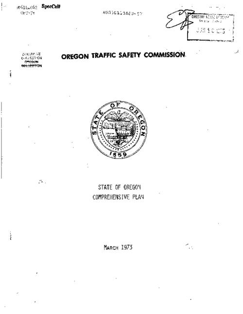 This archived document is maintained by the Oregon State Library as part of the Oregon Documents Depository Program.  It is for informational purposes and may not be suitable for legal purposes., Mode of access: Internet from the Oregon Government Publications Collection., Text in English