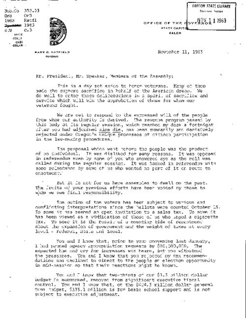 This archived document is maintained by the Oregon State Library as part of the Oregon Documents Depository Program.  It is for informational purposes and may not be suitable for legal purposes., Title supplied by cataloger, Mode of access: Internet from the Oregon Government Publications Collection., Text in English