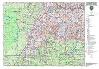 Applegate Sub-Unit, Southwest Oregon Protection District, Oregon Department...