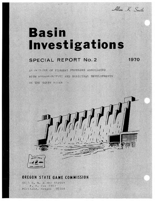"This archived document is maintained by the Oregon State Library as part of the Oregon Documents Depository Program.  It is for informational purposes and may not be suitable for legal purposes., ""March, 1970."", Includes bibliographical references (p. 25), Mode of access: Internet from the Oregon Government Publications Collection."