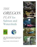 1998-2000 habitat restoration effectiveness monitoring for the Western Oregon...