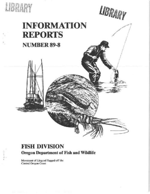 "This archived document is maintained by the Oregon State Library as part of the Oregon Documents Depository Program.  It is for informational purposes and may not be suitable for legal purposes., ""December 1989."", Includes bibliographical references, Mode of access: Internet from the Oregon Government Publications Collection."