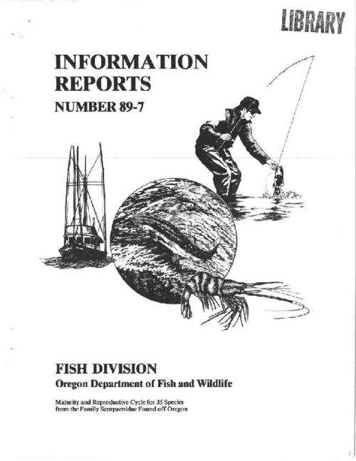 "This archived document is maintained by the Oregon State Library as part of the Oregon Documents Depository Program.  It is for informational purposes and may not be suitable for legal purposes., ""December 1989."", Includes bibliographical references (p. 14), Mode of access: Internet from the Oregon Government Publications Collection."