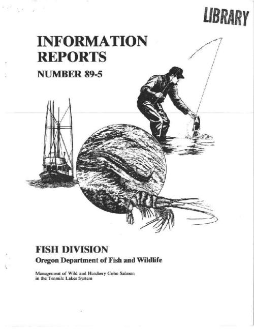 "This archived document is maintained by the Oregon State Library as part of the Oregon Documents Depository Program.  It is for informational purposes and may not be suitable for legal purposes., ""June 1989."", Includes bibliographical references, Mode of access: Internet from the Oregon Government Publications Collection."