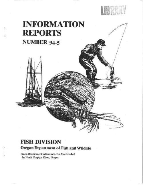 "This archived document is maintained by the Oregon State Library as part of the Oregon Documents Depository Program.  It is for informational purposes and may not be suitable for legal purposes., ""December 1994."", Includes bibliographical references (p. 25-30), Mode of access: Internet from the Oregon Government Publications Collection."