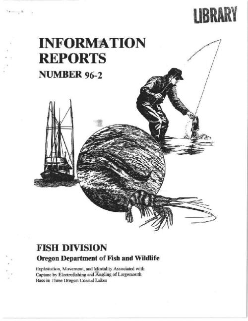 "This archived document is maintained by the Oregon State Library as part of the Oregon Documents Depository Program.  It is for informational purposes and may not be suitable for legal purposes., ""January 5, 1996."", Includes bibliographical references (p. 21), Mode of access: Internet from the Oregon Government Publications Collection."
