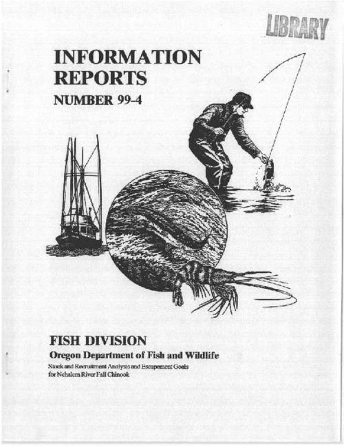 "This archived document is maintained by the Oregon State Library as part of the Oregon Documents Depository Program.  It is for informational purposes and may not be suitable for legal purposes., ""November 1999."", Includes bibliographical references (p. 23-24), Mode of access: Internet from the Oregon Government Publications Collection."