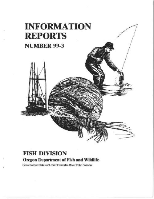 "This archived document is maintained by the Oregon State Library as part of the Oregon Documents Depository Program.  It is for informational purposes and may not be suitable for legal purposes., ""July 1999."", Includes bibliographical references (p. 37-40), Mode of access: Internet from the Oregon Government Publications Collection."