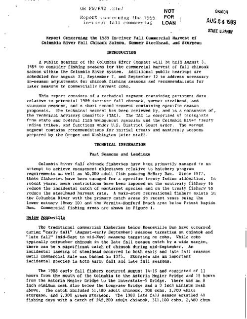 This archived document is maintained by the Oregon State Library as part of the Oregon Documents Depository Program.  It is for informational purposes and may not be suitable for legal purposes., Title from caption, Mode of access: Internet from the Oregon Government Publications Collection.