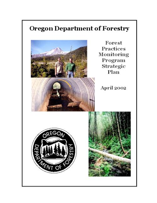 "This archived document is maintained by the Oregon State Library as part of the Oregon Documents Depository Program.  It is for informational purposes and may not be suitable for legal purposes., Title from PDF cover (viewed on May 27, 2011), ""April 2002."", Includes bibliographical references (p. 11), Mode of access: Internet from the Oregon Government Publications Collection."