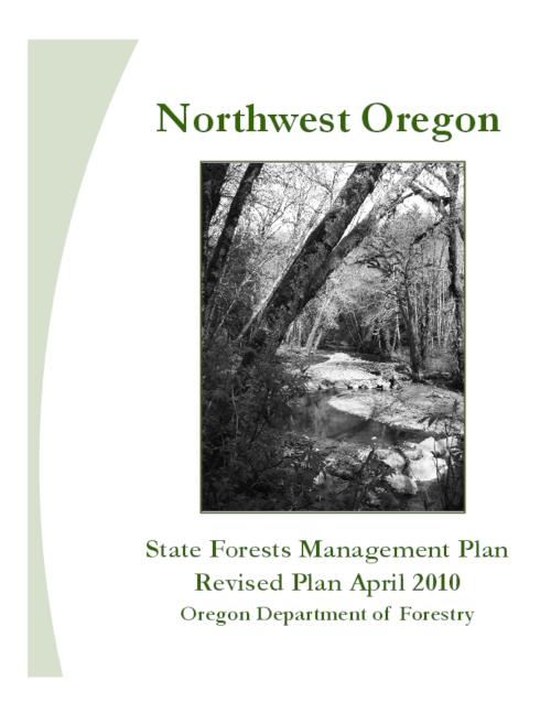 "This archived document is maintained by the Oregon State Library as part of the Oregon Documents Depository Program.  It is for informational purposes and may not be suitable for legal purposes., Title from PDF title page (viewed on July 13, 2010), ""January 2001 Plan, Structure Classes and Habitat Conservation Plan, references revised April 2010 ."", Includes bibliographical references (p. B-1-B-16), Mode of access: Internet from the Oregon Government Publications Collection."