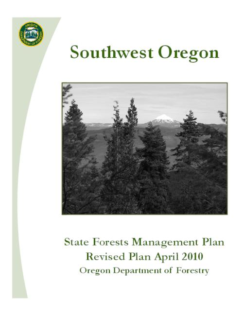 "This archived document is maintained by the Oregon State Library as part of the Oregon Documents Depository Program.  It is for informational purposes and may not be suitable for legal purposes., Title from PDF title page (viewed on July 13, 2010), ""January 2001 Plan, Habitat Conservation Plan references revised April 2010."", Includes bibliographic references (p. B-1-B-7), Mode of access: Internet from the Oregon Government Publications Collection."