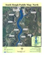 South Slough paddle map