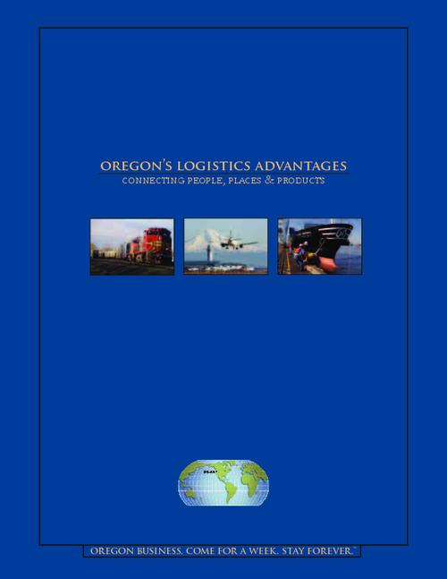 This archived document is maintained by the Oregon State Library as part of the Oregon Documents Depository Program.  It is for informational purposes and may not be suitable for legal purposes., Title from PDF cover (viewed on Jan. 31, 2007), Mode of access: Internet from the Oregon Government Publications Collection.