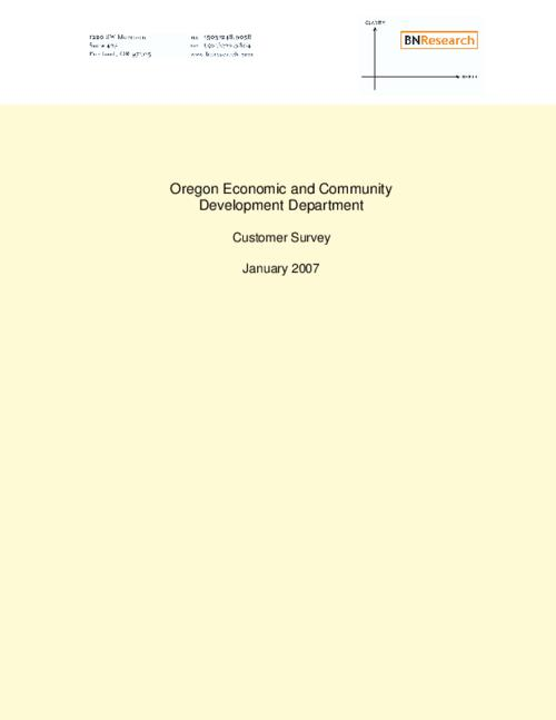This archived document is maintained by the Oregon State Library as part of the Oregon Documents Depository Program.  It is for informational purposes and may not be suitable for legal purposes., Title from PDF cover (viewed on November 21, 2014), Mode of access: Internet from the Oregon Government Publications Collection., Text in English